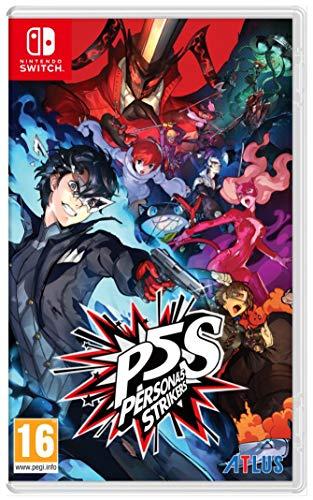 Persona 5 Strikers Limited Edition (Switch & PS4) für 30,07€ inkl. Versand (Amazon.es)