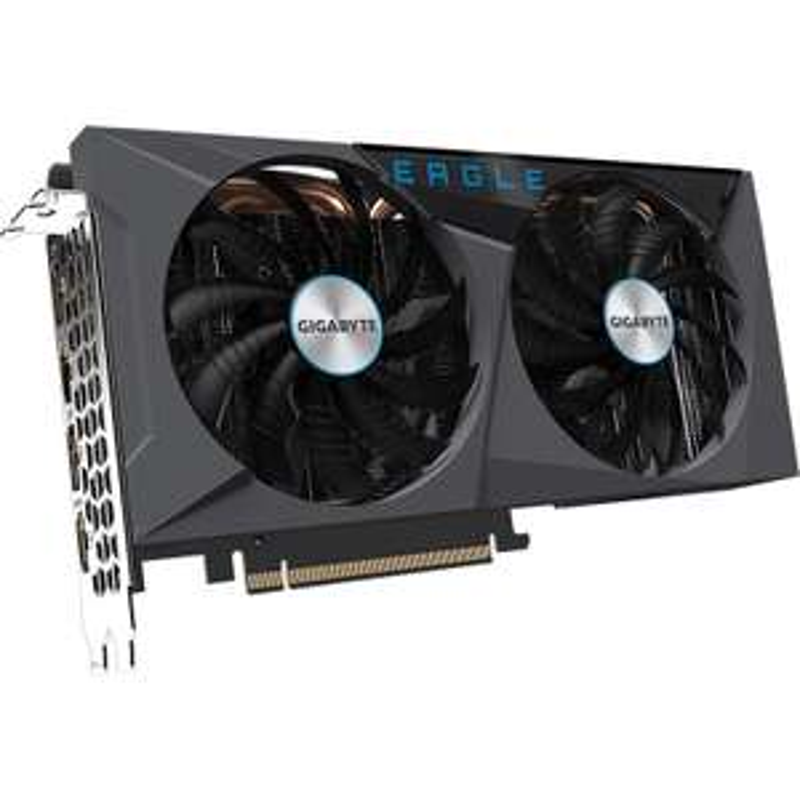 8GB Gigabyte GeForce RTX 3060 Ti EAGLE OC 2.0 LHR 2xDP/2xHDMI (Retail)