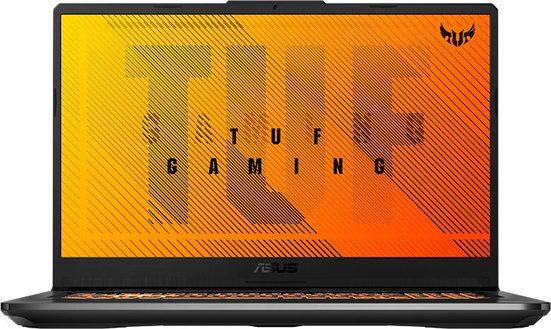 "Asus Laptop A17"" TUF Gaming-Notebook FA706IH-H7049T (GeForce GTX 1650)"