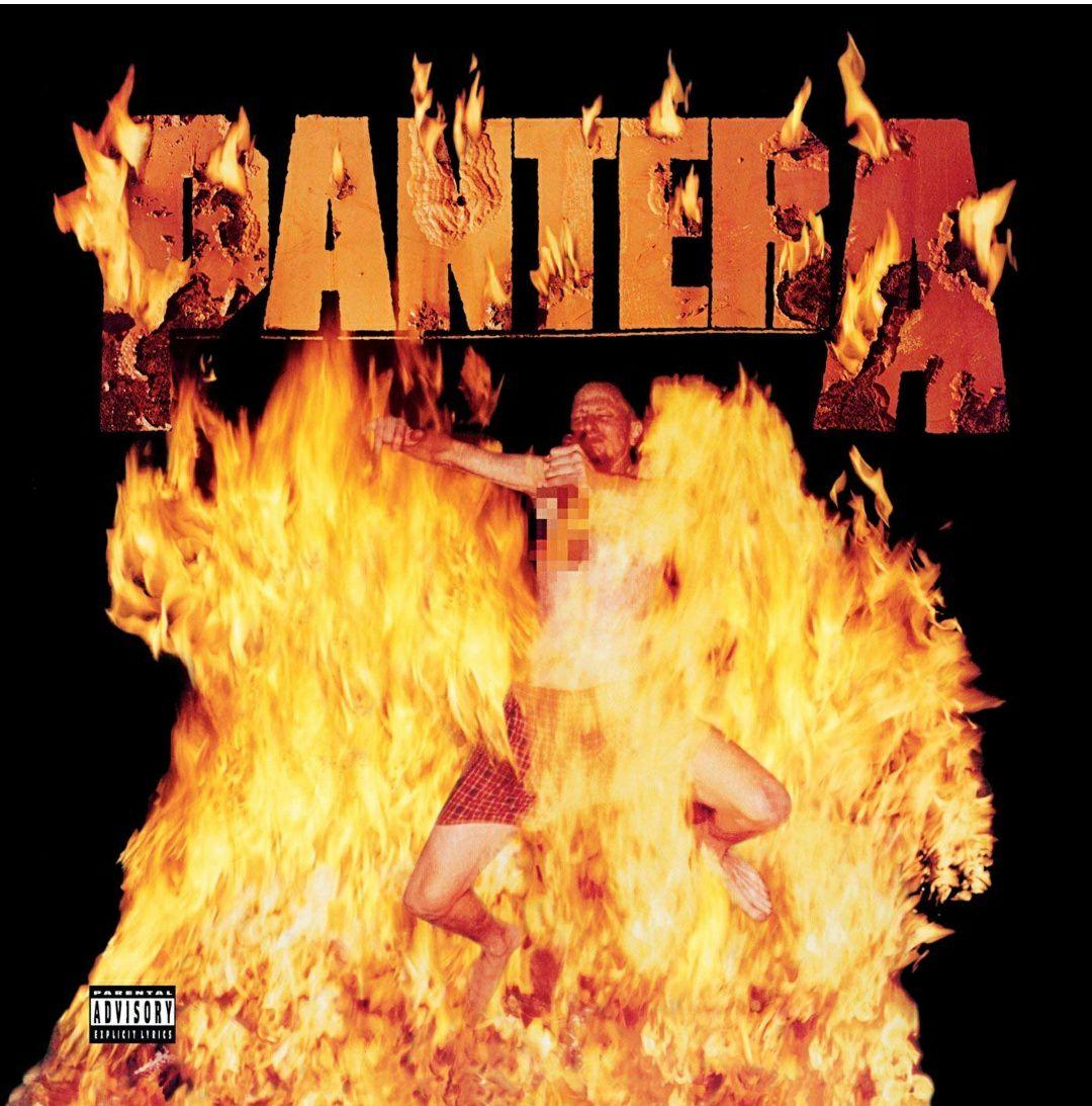(Prime) Pantera - Reinventing The Steel (Vinyl LP)