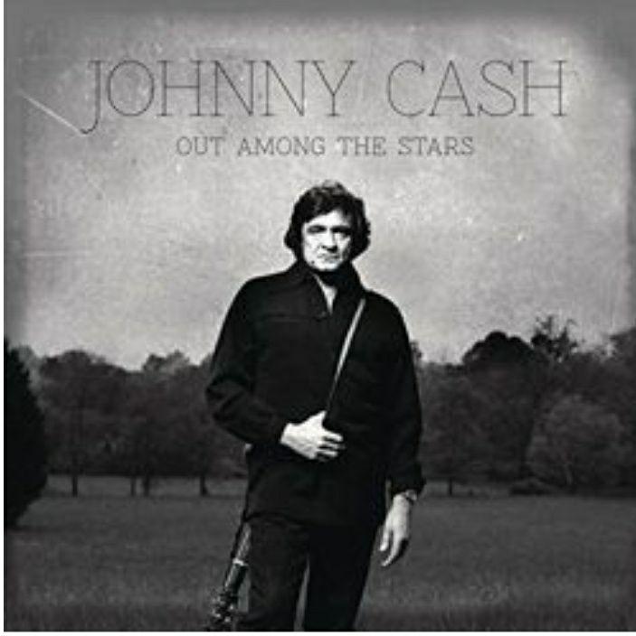 (Prime) Johnny Cash - Out Among The Stars (Vinyl LP)