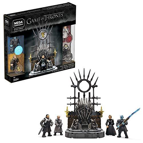 Mega Construx - Game of Thrones: Der eiserne Thron bei Amazon für 12,38€ bzw 12,99€ - Prime