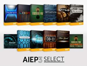 [VST] AIR Synth Packs ab jeweils 9,50€ / 9,99€