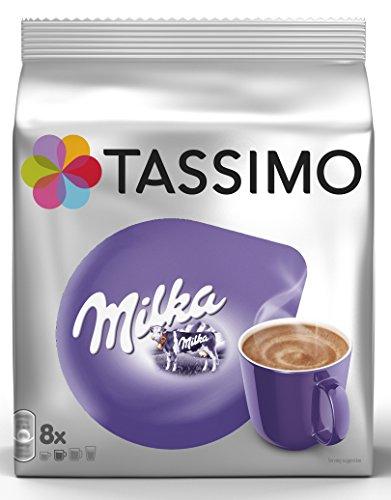 """Amazon Prime: 5x Tassimo(je2,97€) """"Milka"""" von Jacobs, es werden 5 Beutel mit je 8 Stück Inhalt geliefert = 40 Stück gesamt"""