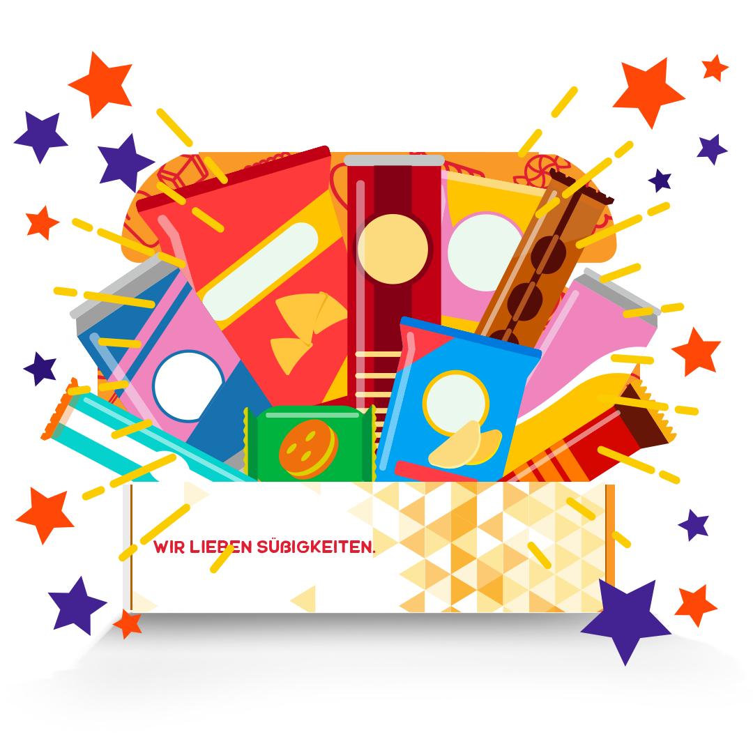 Vernasche die Welt Snack Box + Chance auf Gewinn bis 30.6.