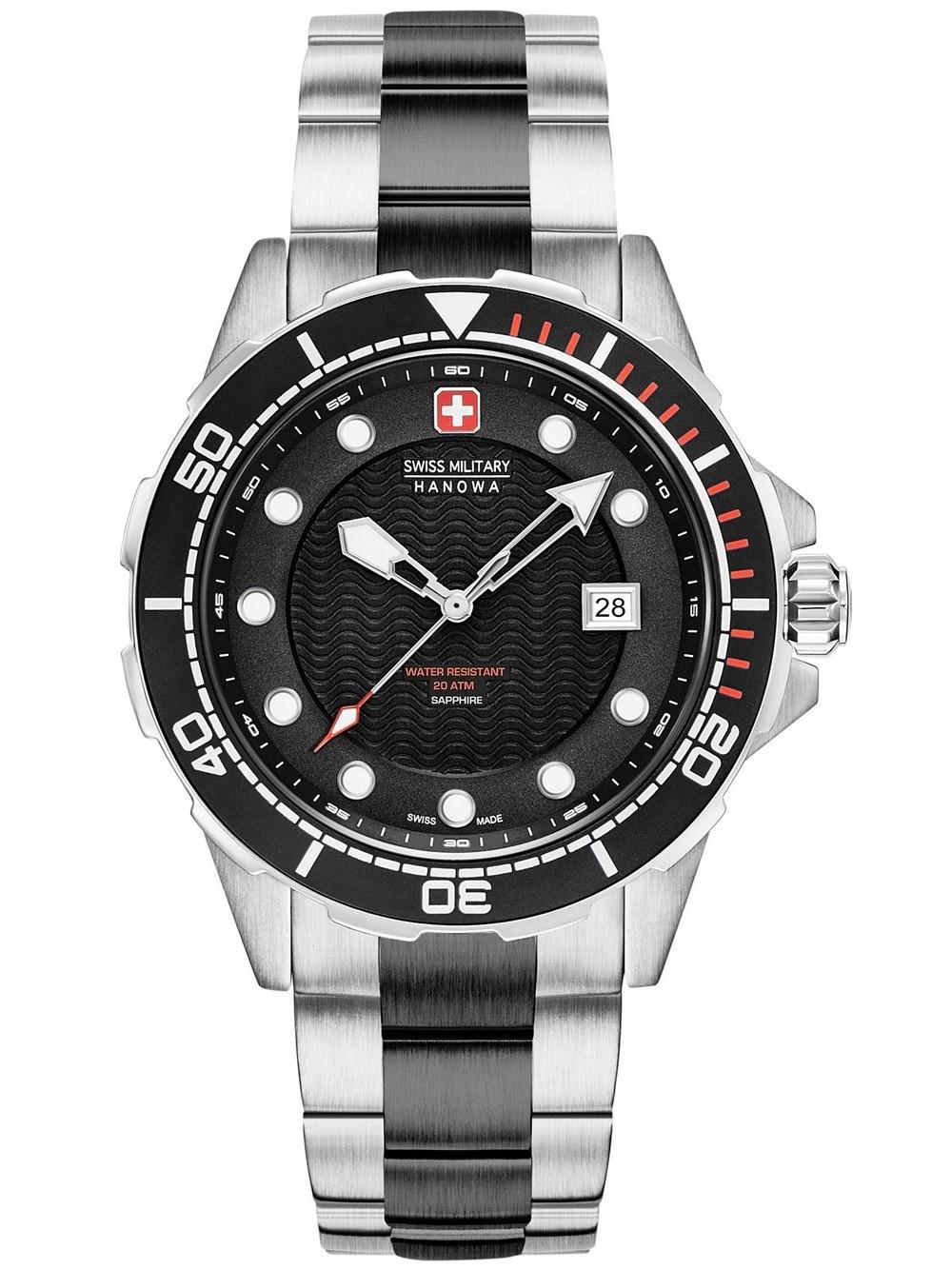 Uhr Swiss Military Hanowa Neptune Diver Herren 44mm