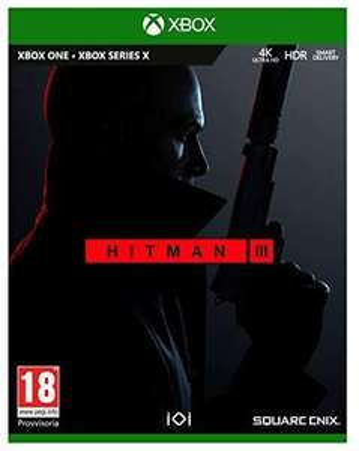 Hitman 3 (Xbox One & Series X|S) für 30.61€ (Amazon.es)