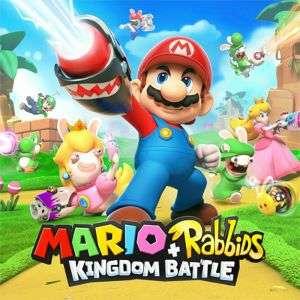[Ubisoft Store] Mario + Rabbids Kingdom Battle (Nintendo Switch)