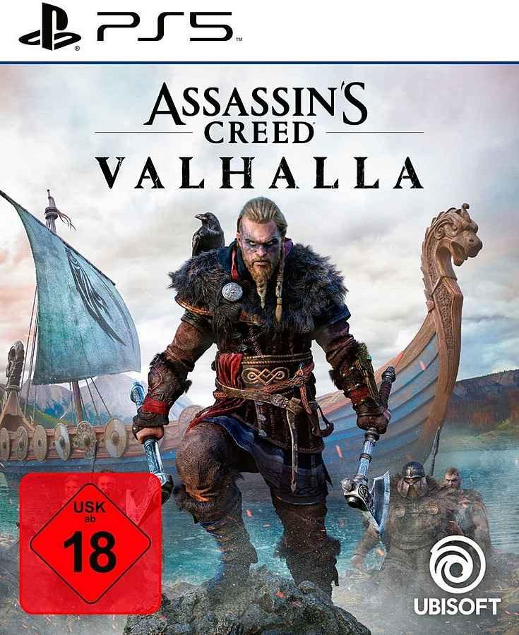 Assassins Creed Valhalla PS4, PS5, XBox - Neukunden