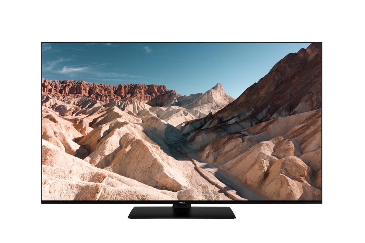 [Media Markt] NOKIA 5500 A LED TV (Flat, 55 Zoll / 139 cm, HDR 4K, SMART TV, Android 9)