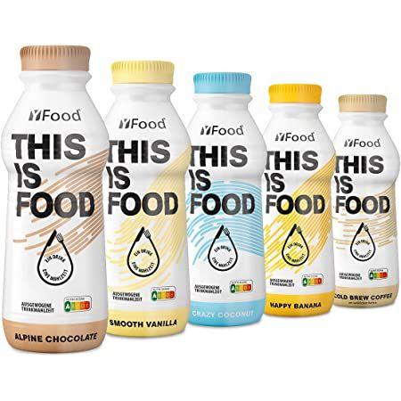 YFood Probietpaket mit kostenlosem Versand // 2.59€ pro Flasche