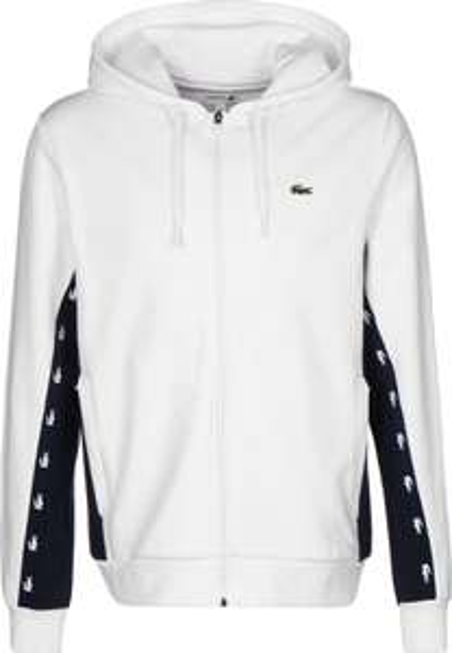 Lacoste Sweatshirt white (M - XL) [Stylefile]