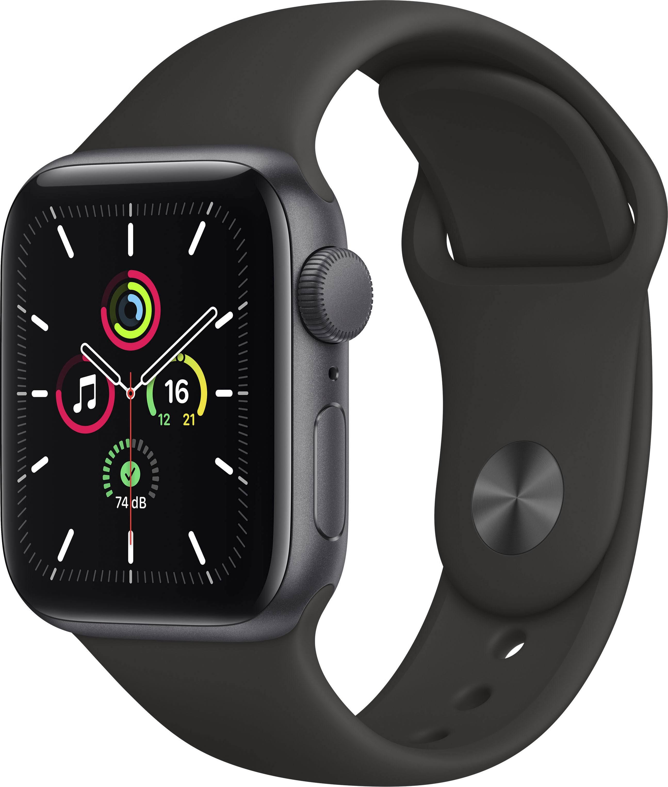 Apple Watch SE für 4,95€ Zuzahlung mit Klarmobil Allnet Flat (7GB LTE) für mtl. 14,99€ [Vodafone-Netz]