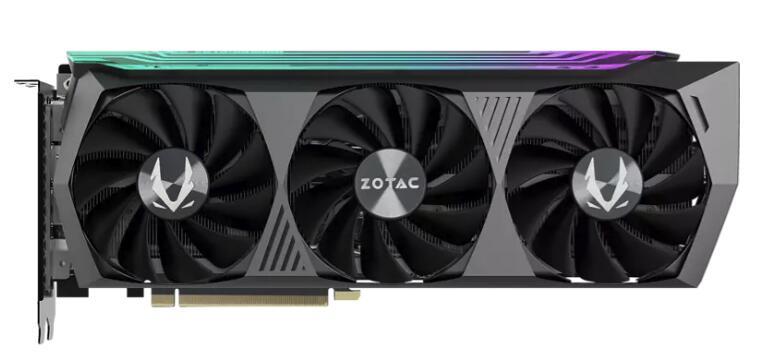 ZOTAC GeForce RTX 3070Ti AMP Holo 8GB