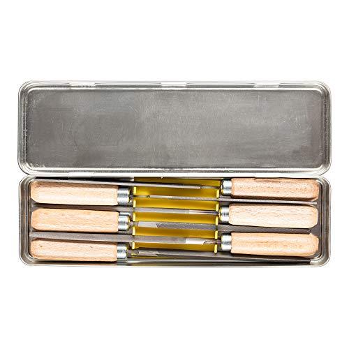 PFERD Schlüsselfeilen-Set 265 K in Metallbox