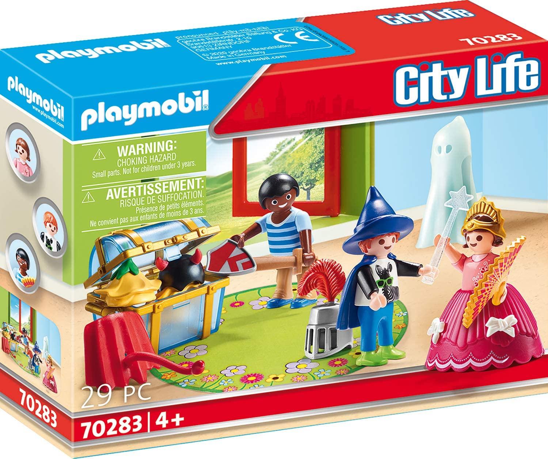 Amazon Prime PLAYMOBIL 70283 City Life Kinder mit Verkleidungskiste