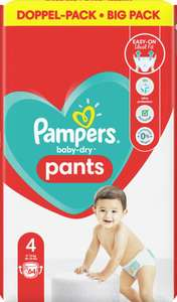 2 Pampers Baby Dry oder Premium Protection Doppelpack mit 7 € Coupon und 10% Rabatt