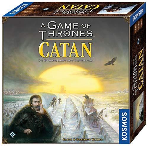 Catan - A Game Of Thrones Brettspiel (deutsch) [Amazon UK]