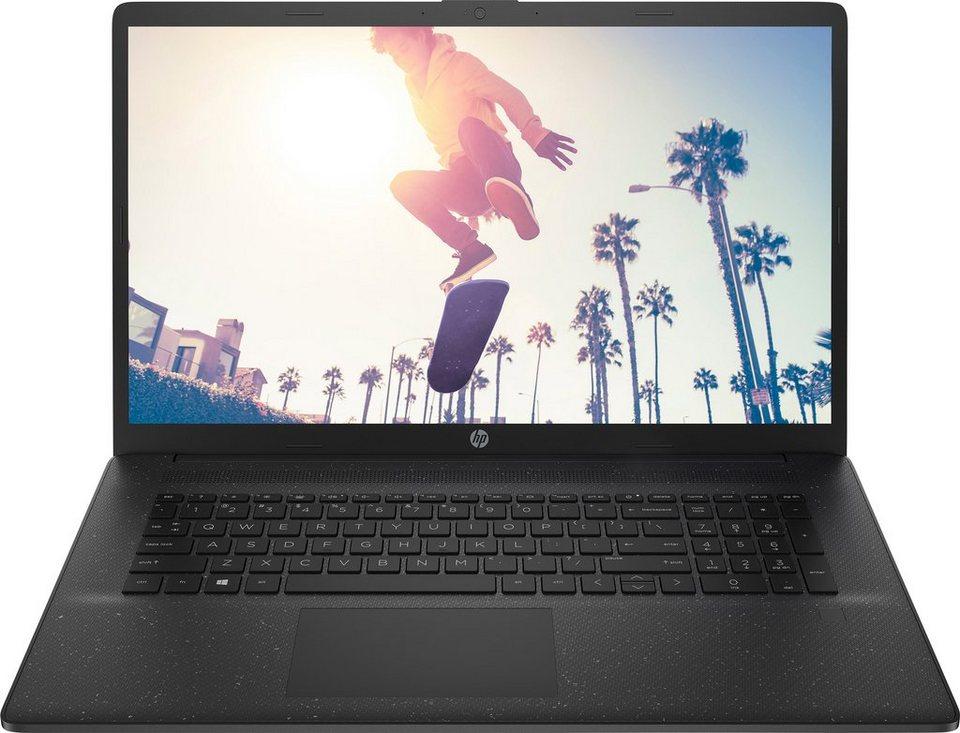 "HP 17-cp0256ng Notebook 17,3"" FHD, AMD Ryzen 5500U, 16+512GB, 41Wh/8h, Win 10"