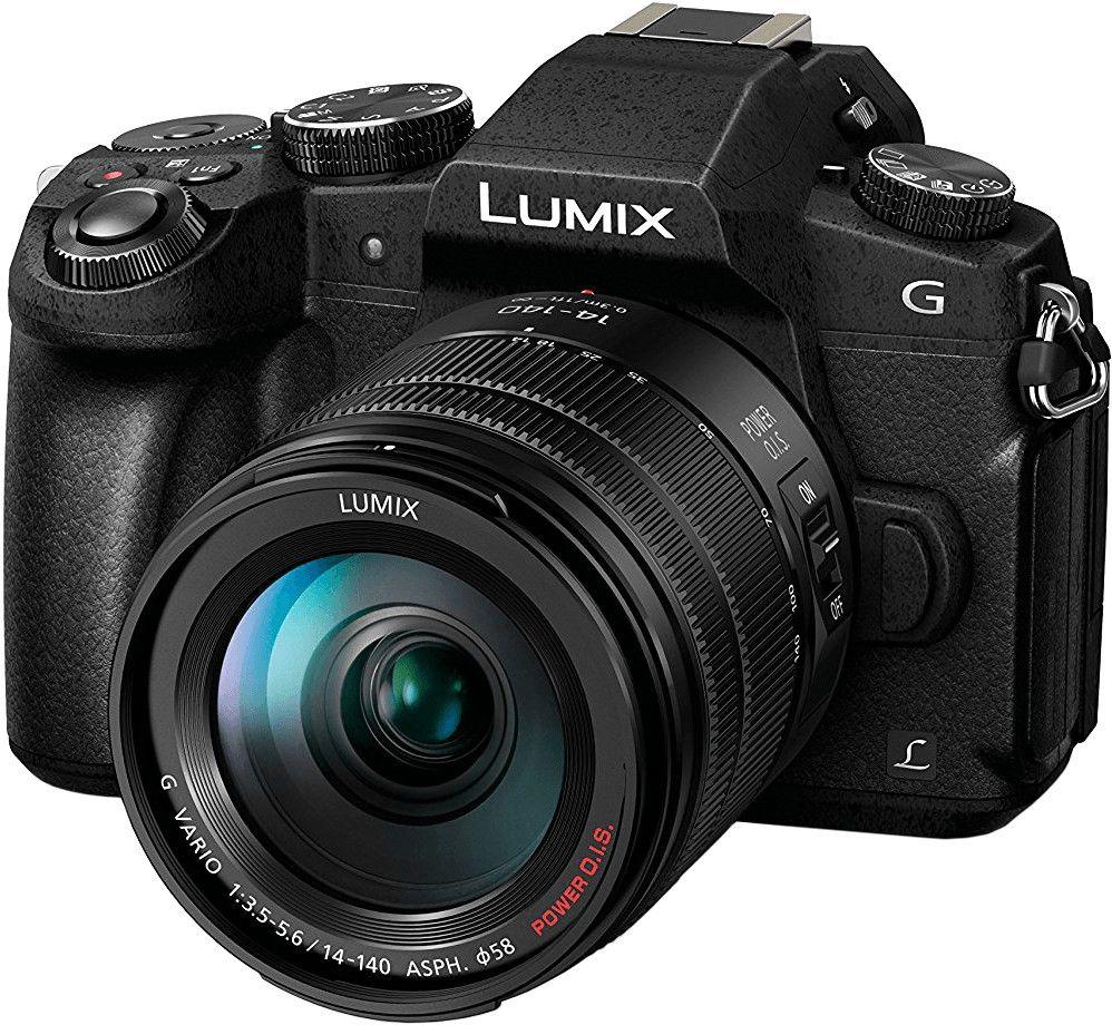 Sale auf diverse Kameras & Objektive - z.B. Panasonic Lumix G80 MFT Systemkamera inkl. 14-140mm F3,5-5,6 Objektiv & DJI Mavic Mini Drohne