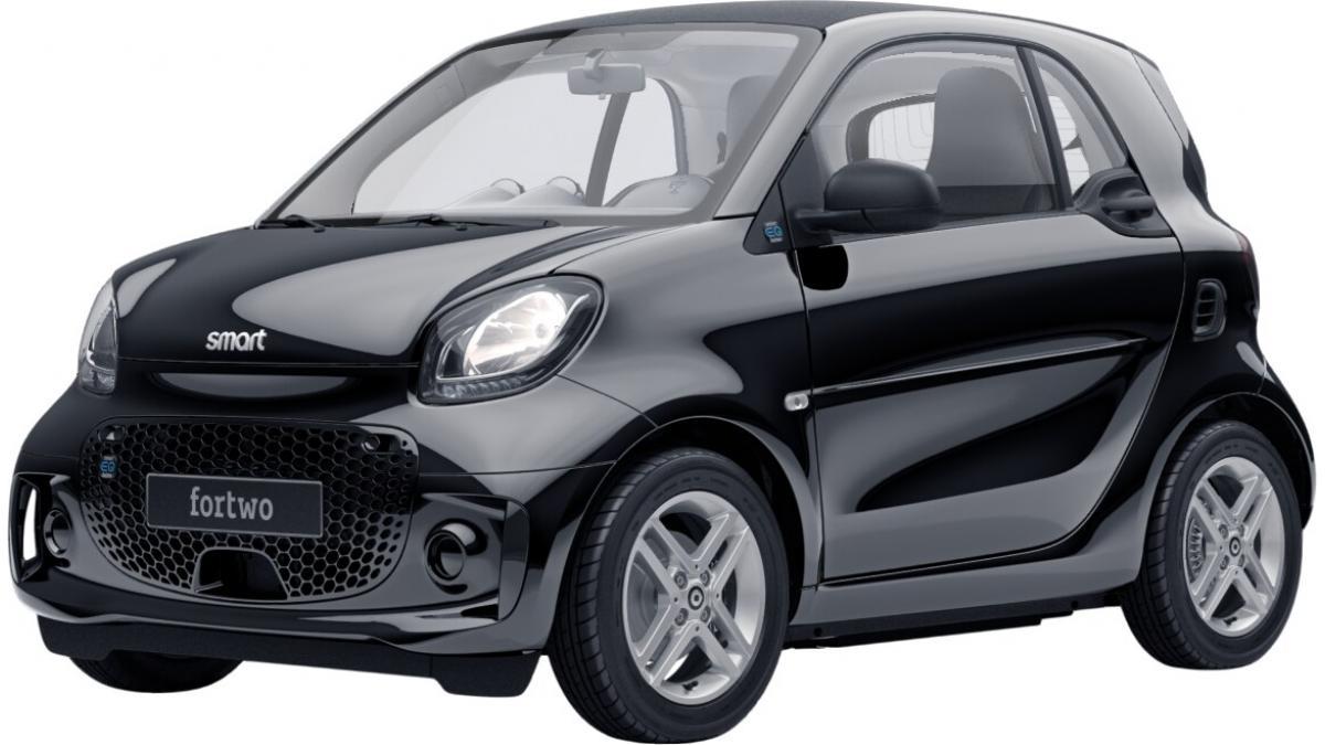 Privatleasing: Smart EQ fortwo coupé (konfigurierbar) für 42€ (eff 71€) monatlich inkl. Haustürlieferung - LF:0,19
