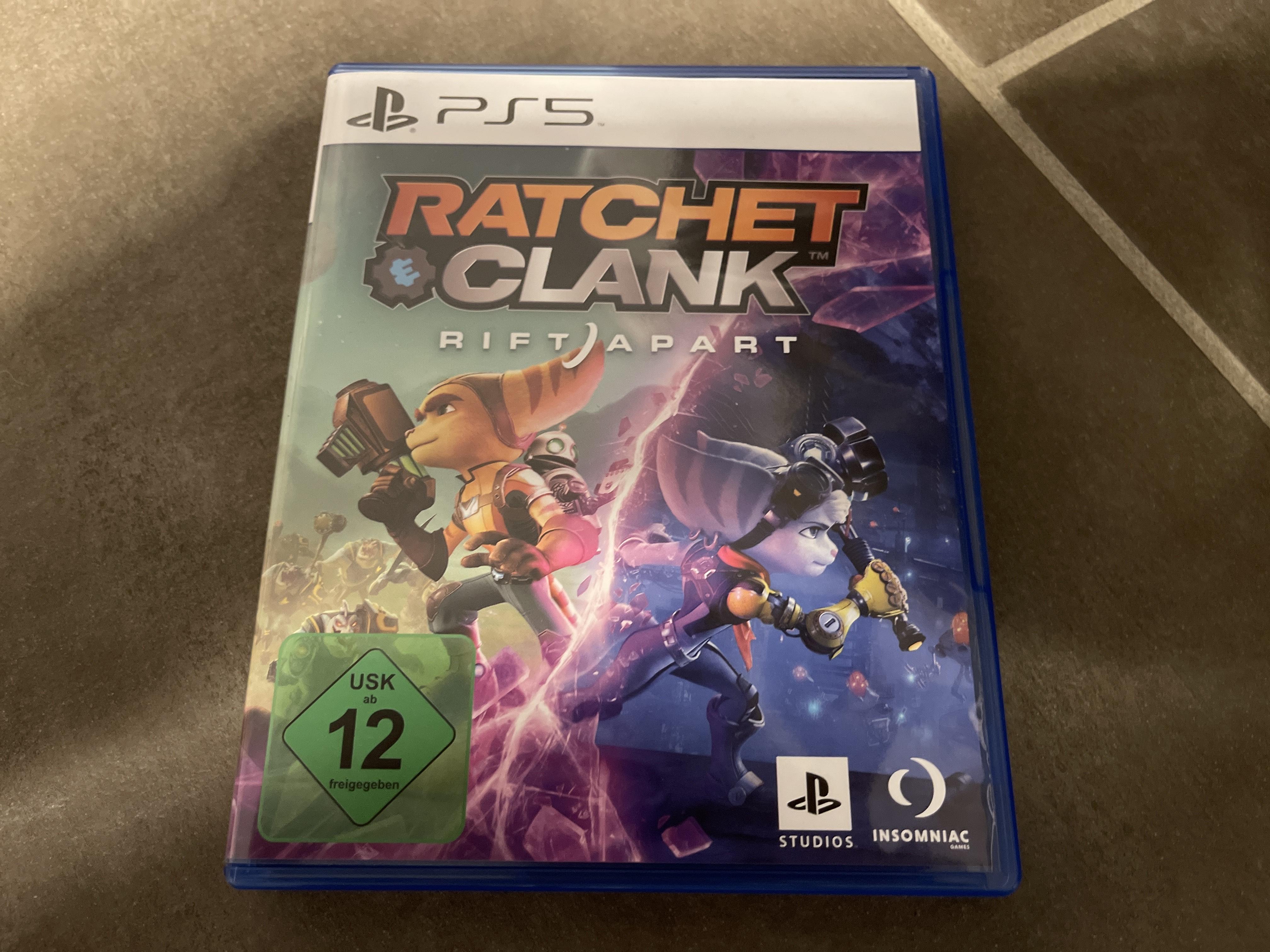 Lokal - Ratchet & Clank: Rift Apart, Red Dead 2 und vieles mehr. Real Wolfsburg Heinenkamp Ausverkauf - 50% auf Spiele