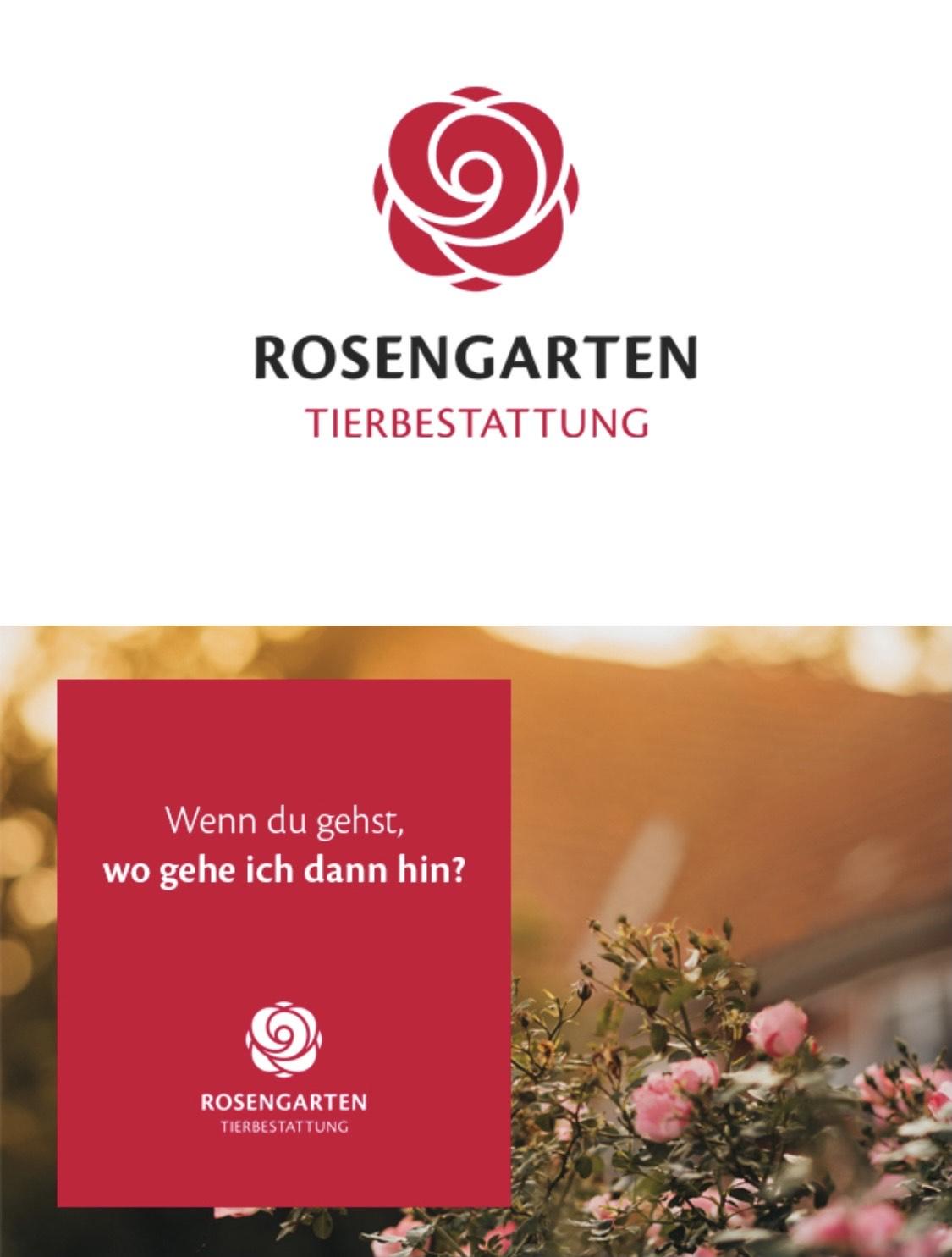 ROSENGARTEN-Vorsorge Tierbestattung 50€ Rabattcode