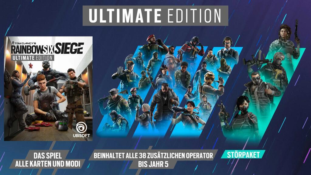 [Stadia Pro] Tom Clancy's Rainbow Six Siege Ultimate Edition