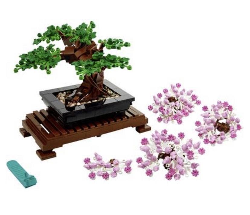 LEGO Creator Bonsai Baum (10281)