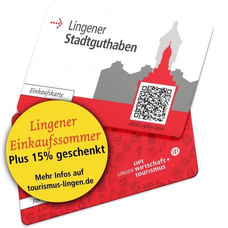 [LOKAL] Sommer-Shopping in Lingen: diverses gratis + 3x Feierabendmarkt