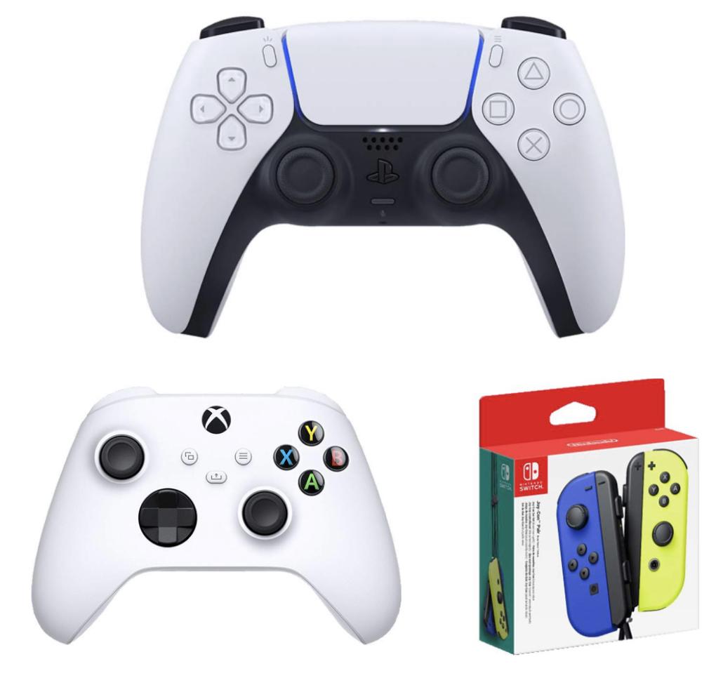 [Saturn Abholung] Sony PS5 DualSense Wireless Controller für 55,24€ / Nintendo Switch Joy-Con für 53,54€ / Xbox Controller White für 45,04€