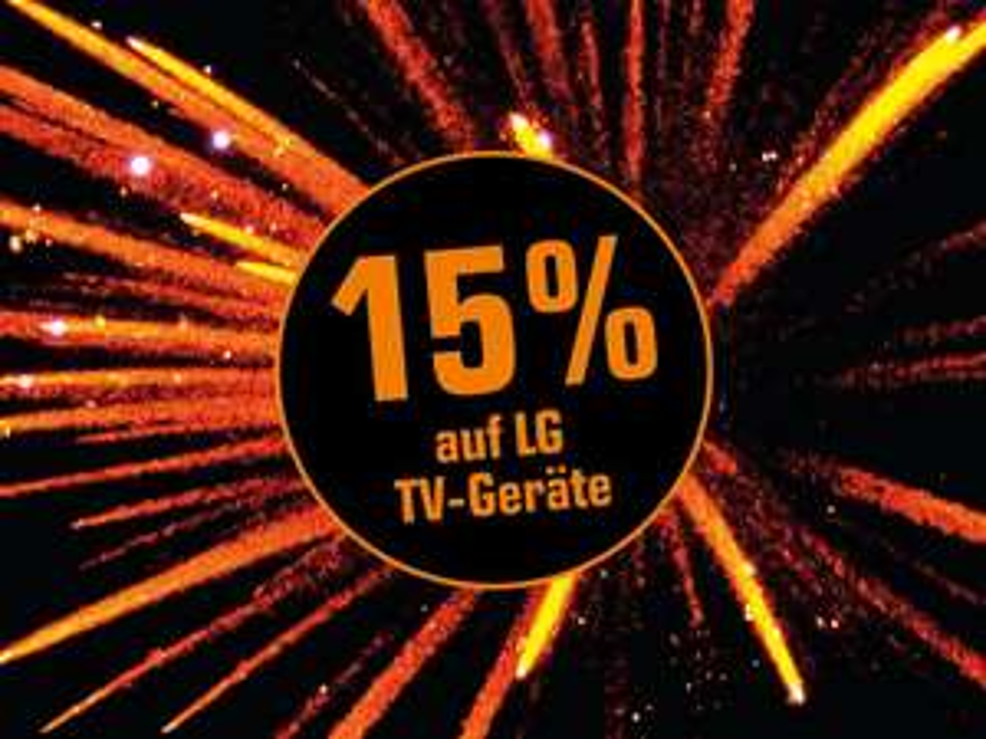 Saturn Wiedereröffnung - 15% auf LG TVs - z.B. LG OLED65CX9LA, OLED55CX3LA, OLED55GX9LA oder Philips Hue Play Gradient Lightstrips