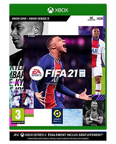 FIFA 21 (Xbox One & Xbox Series X) für 16,10€ (Amazon.fr)