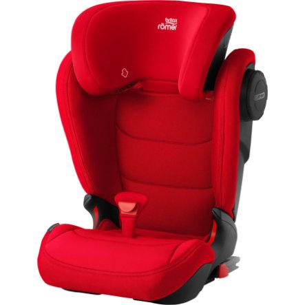 7-fach punkten (nur heute) u.a. Britax Römer Kindersitz Kidfix III M Fire Red