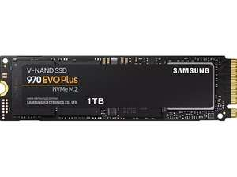 SAMSUNG 970 EVO Plus 1TB + Saturn Newsletter