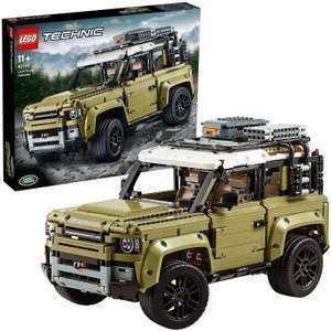 LEGO 42110 Land Rover Defender für 111,49€ inkl. Versandkosten