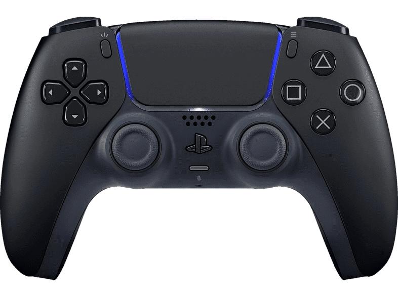 SONY PS5 DualSense Wireless-Controller Midnight Black für 59,49€ inkl. Versandkosten (oder 2 Stück für 108,98€ = 54,49€ je Stück)