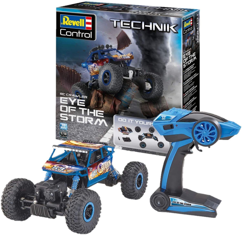 [Amazon UK] Spielzeug Brettspiele etc. Sammeldeal (85 Spiele), z.B. Revell Control Technik 24712 RC Car, Konstruktionsbausatz