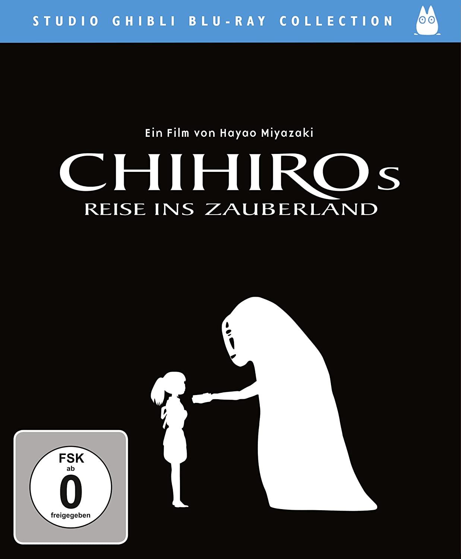 "3 für 2-Aktion auf Blu-Ray-Filme der ""Studio Ghibli Collection"" (Anime) [Amazon Prime]"