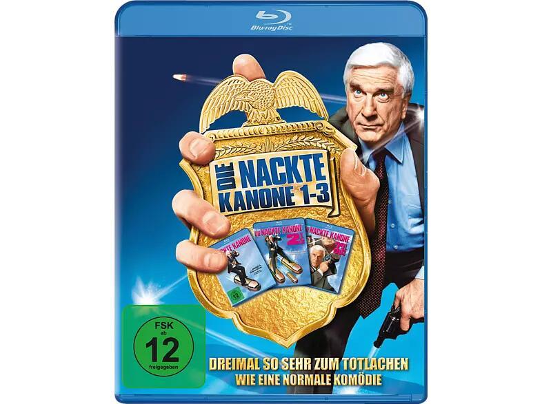 Die nackte Kanone 1-3 Box-Set 3 Blu-ray Discs für 10,14€ - Saturn Marktanlieferung