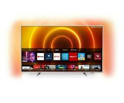 "Philips 65""-UHD-SMART-TV 65PUS7855 (IPS, HDR, Saphi, HbbTV, USB-Recorder, Sprachsteuerung, Ambilight)"