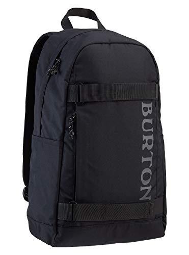 [Prime] Burton Unisex - Emphasis 2.0 Rucksack - Daypack, True Black - Volumen 26l