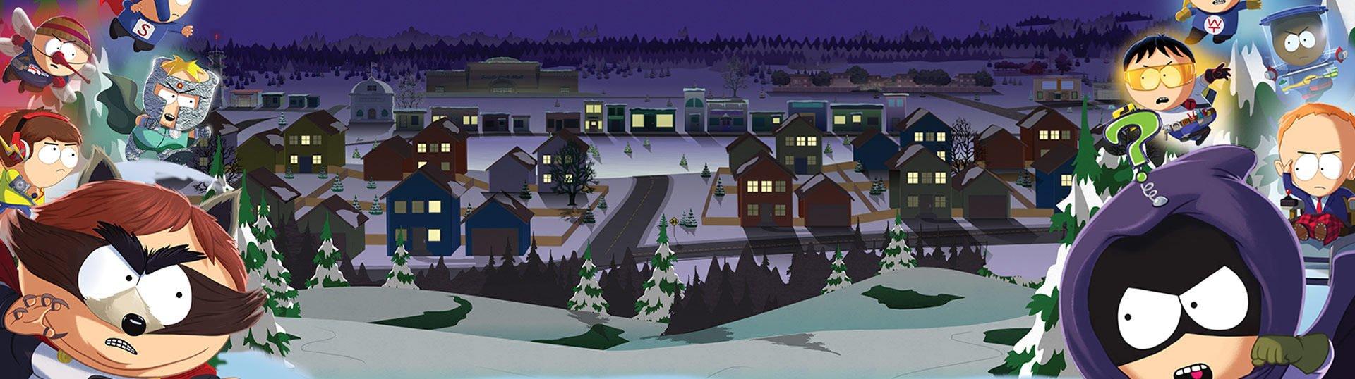 South Park: Die rektakuläre Zerreißprobe Gold Edition Xbox One - Standard 9,99 - Der Stab der Wahrheit 9,99