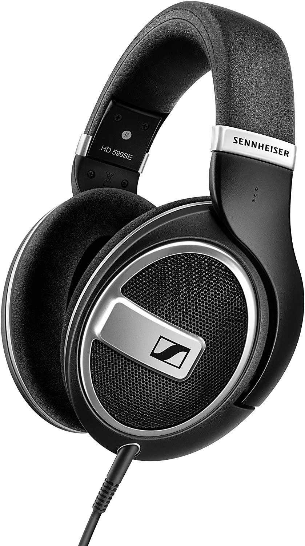Sennheiser HD 599 SE Special Edition Over-Ear Kopfhörer (dynamisch, offen, 12 Hz - 38.5 kHz, kabelgebunden)