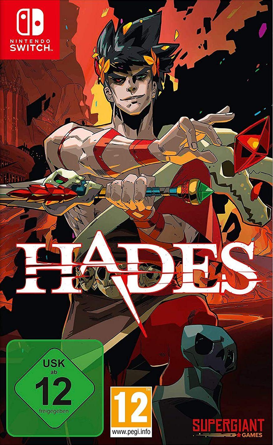 Hades (Switch) für 28,79€ (Saturn)