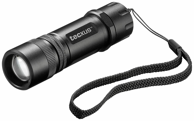 Tecxus, rebellight X130, kompakte LED Taschenlampe