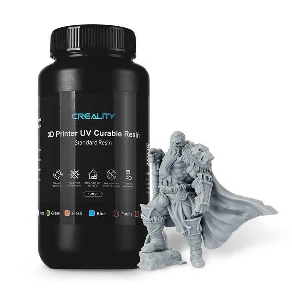 500ml Creality Resin / Harz für (m)SLA 3D-Drucker (405nm)