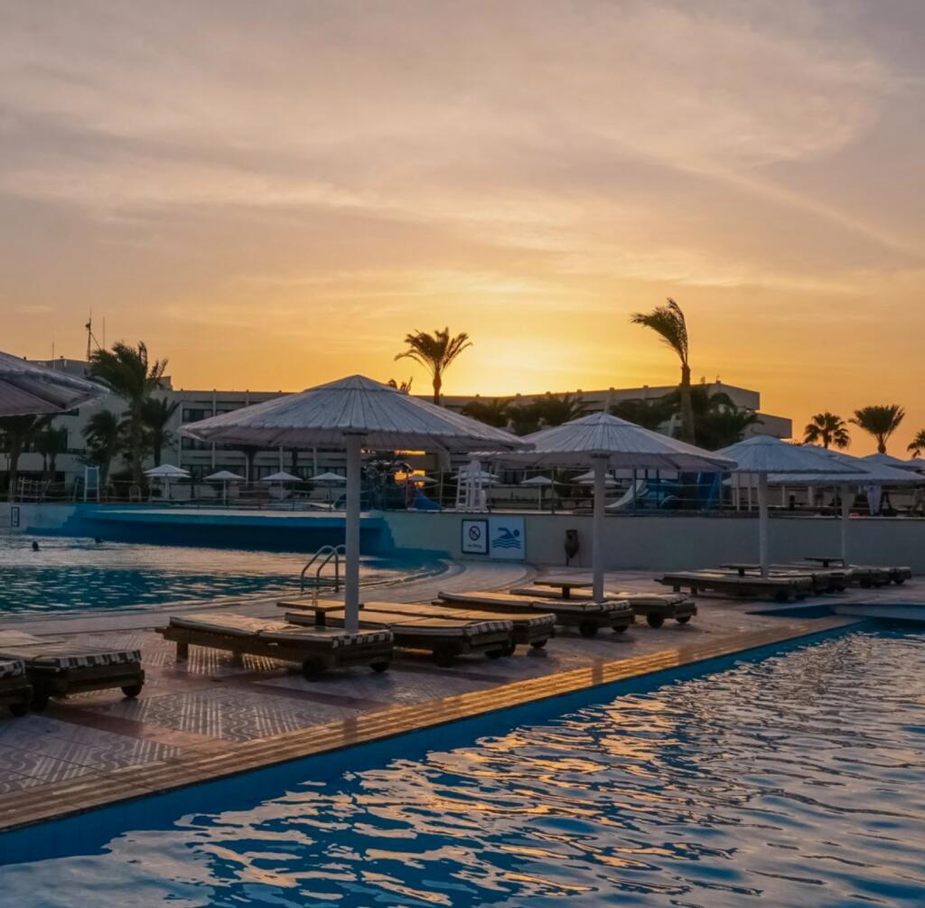 Hurghada, Ägypten: 7 Nächte im 5*Pharaoh Azur Resort - Doppelzimmer inkl. All Inclusive / gratis Storno / September-Oktober