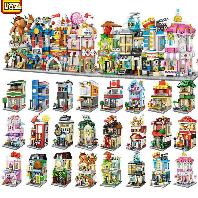 LOZ Modell Bausätze DIY Kinder Spielzeug