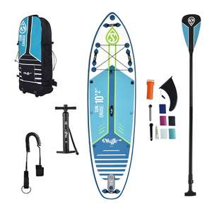 """Stand Up Paddle Board Double Layer 10'2"""""""